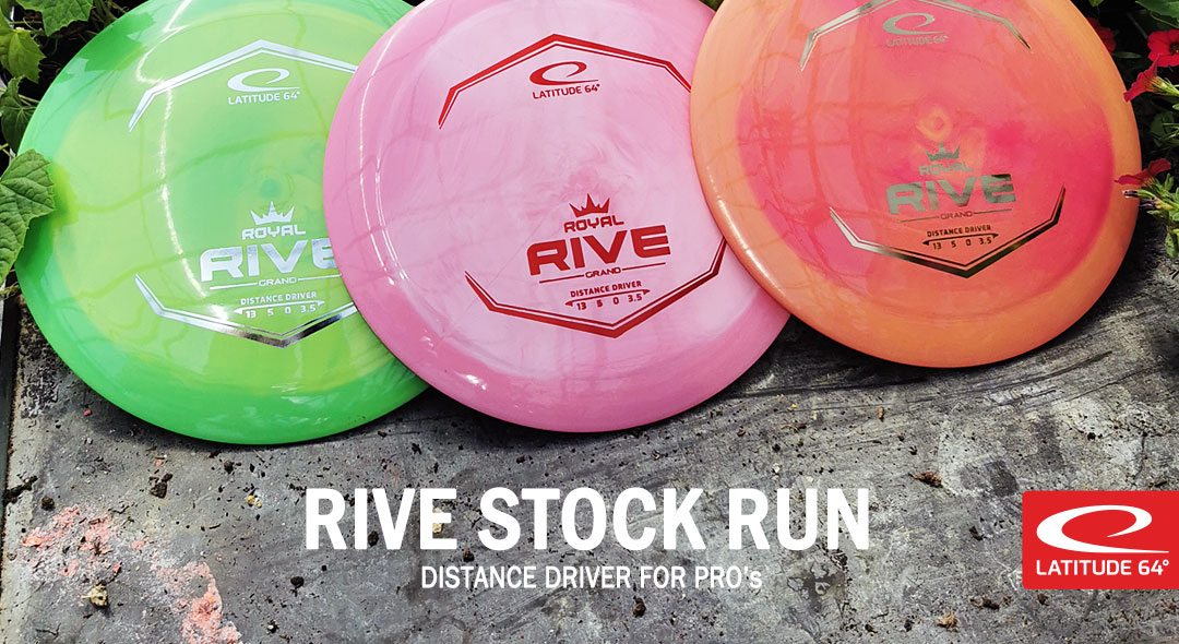 Rive Distance Driver Latitude 64