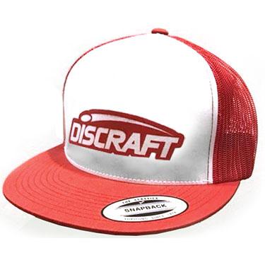 Discraft Logo Trucker Snapback