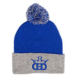 Dynamic Discs Pom Beanie Stocking Cap
