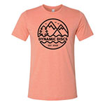 Dynamic Discs T-shirt Mountains