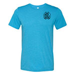 Handeye T-shirt Royal Crest