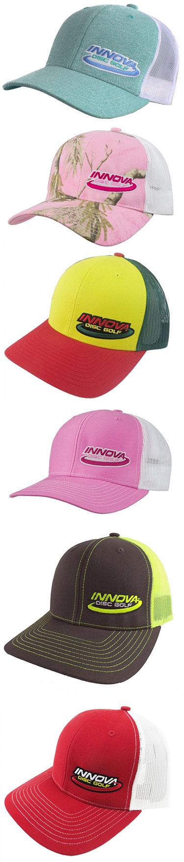 Innova Mesh-Back Hat