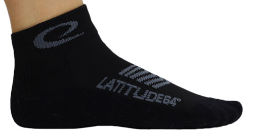 Latitude 64 Ankle Socks 2-Pack