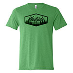 Westside Discs T-shirt Trees
