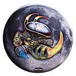 Buzzz SuperColor Starship Moon
