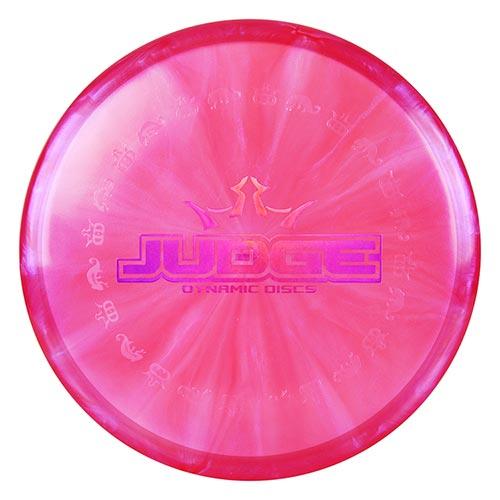 Lucid-X Chameleon Judge