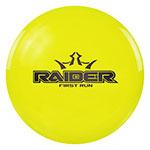 Raider Fuzion First Run