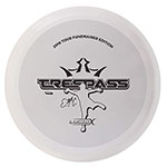 Trespass Lucid-X Trespass Eric McCabe