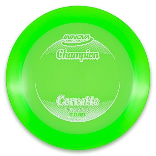 Champion Corvette