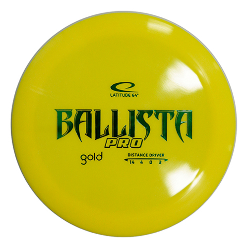 Ballista Pro Gold