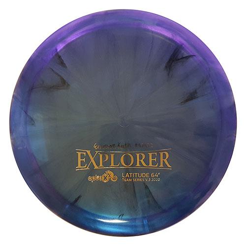 Opto-X Chameleon Explorer – Emerson Keith 2020 Team Series V
