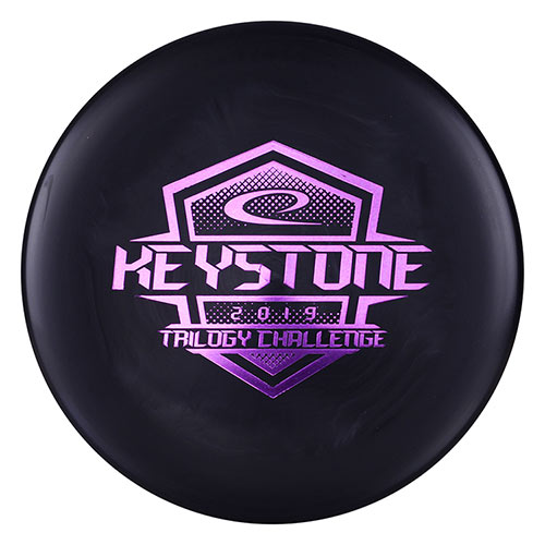 Keystone Retro Trilogy Stamp 2019