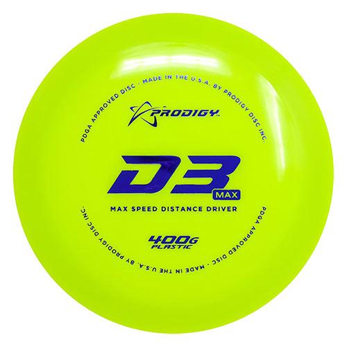 D3 MAX 400G