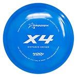 X4 400G