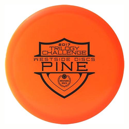 VIP Pine (Trilogy Challenge Stamp 2017)