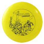 UMAX Frisbee - Skulboy Ultimate Warrior