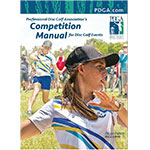 Official Rules of Disc Golf & Competition 2018 ed