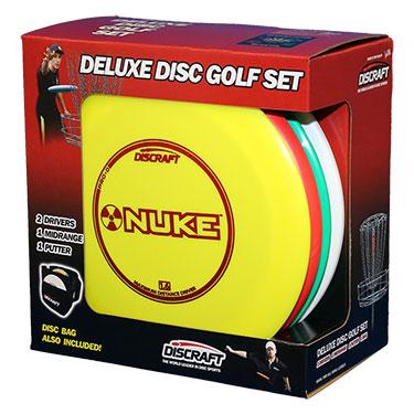 Deluxe Set 4 Disc+Bag