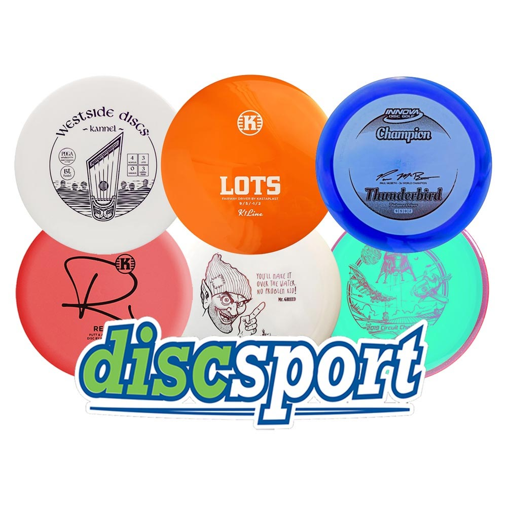 Discsports Advanced Set