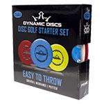 DD Disc EasyToThrow Starter Set 150-Class